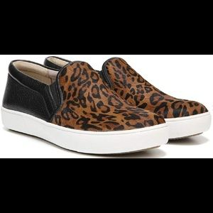 Naturalizer 'Marianne' Leopard Slip-on Sneaker